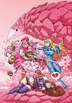 EMPOWERED AND THE SOLDIER OF LOVE TPB cover art