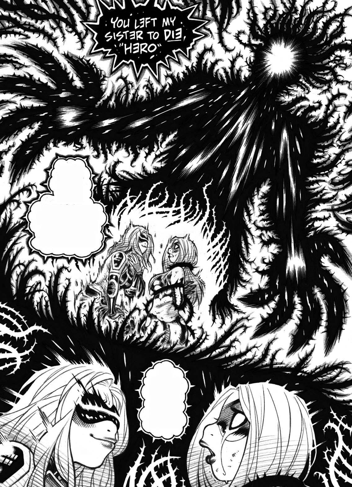 Trippy EMPOWERED vol.11 page by AdamWarren