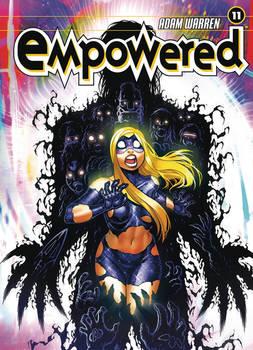 EMPOWERED vol.11 cover illo