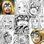 EMPOWERED vol.11 #FaceYourArt challenge