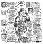 SOLID SNAKE'S voice mail
