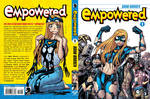 EMPOWERED front and back cover by AdamWarren