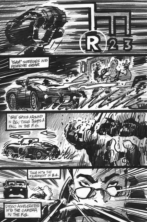 RUSH CITY sample, page 6 of 6 by AdamWarren
