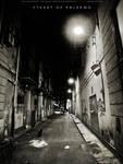 STREET OF PALERMO