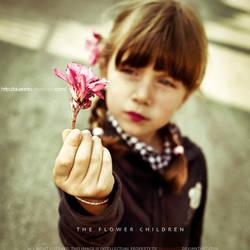 Zoogio': The Flower Children by blueanto