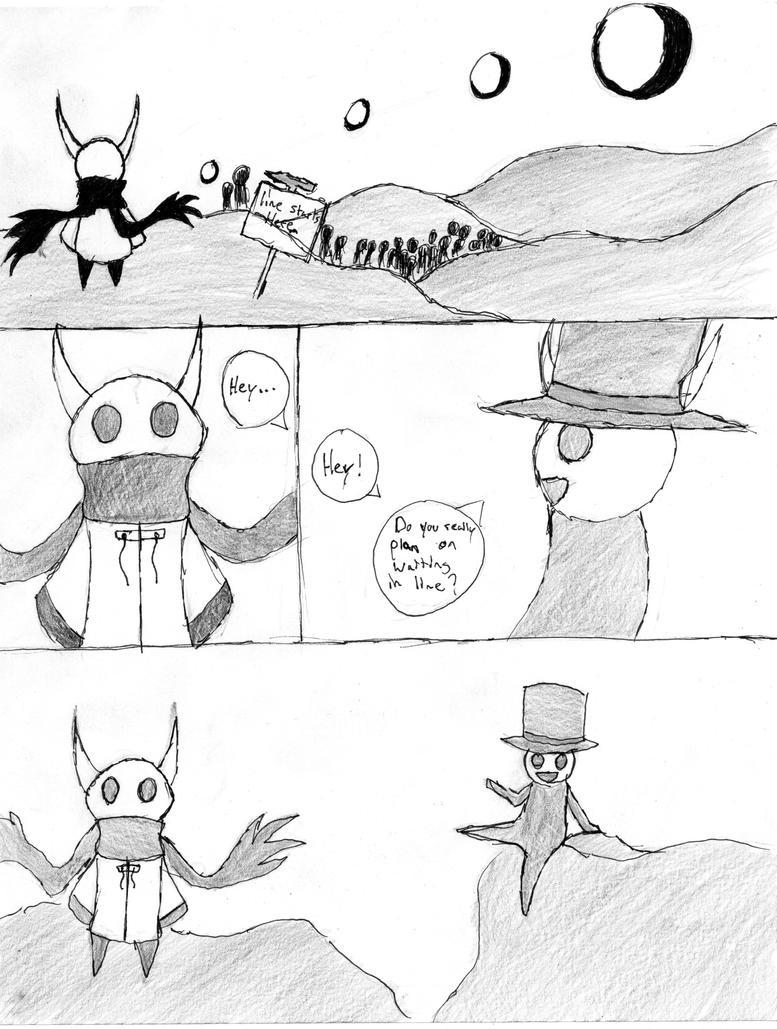 Forsaken Page 1 by KiloOtaku