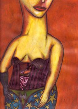 yellow woman