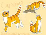 Warrior Cats OC : Carrottail