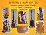 Applejack Bass Guitar