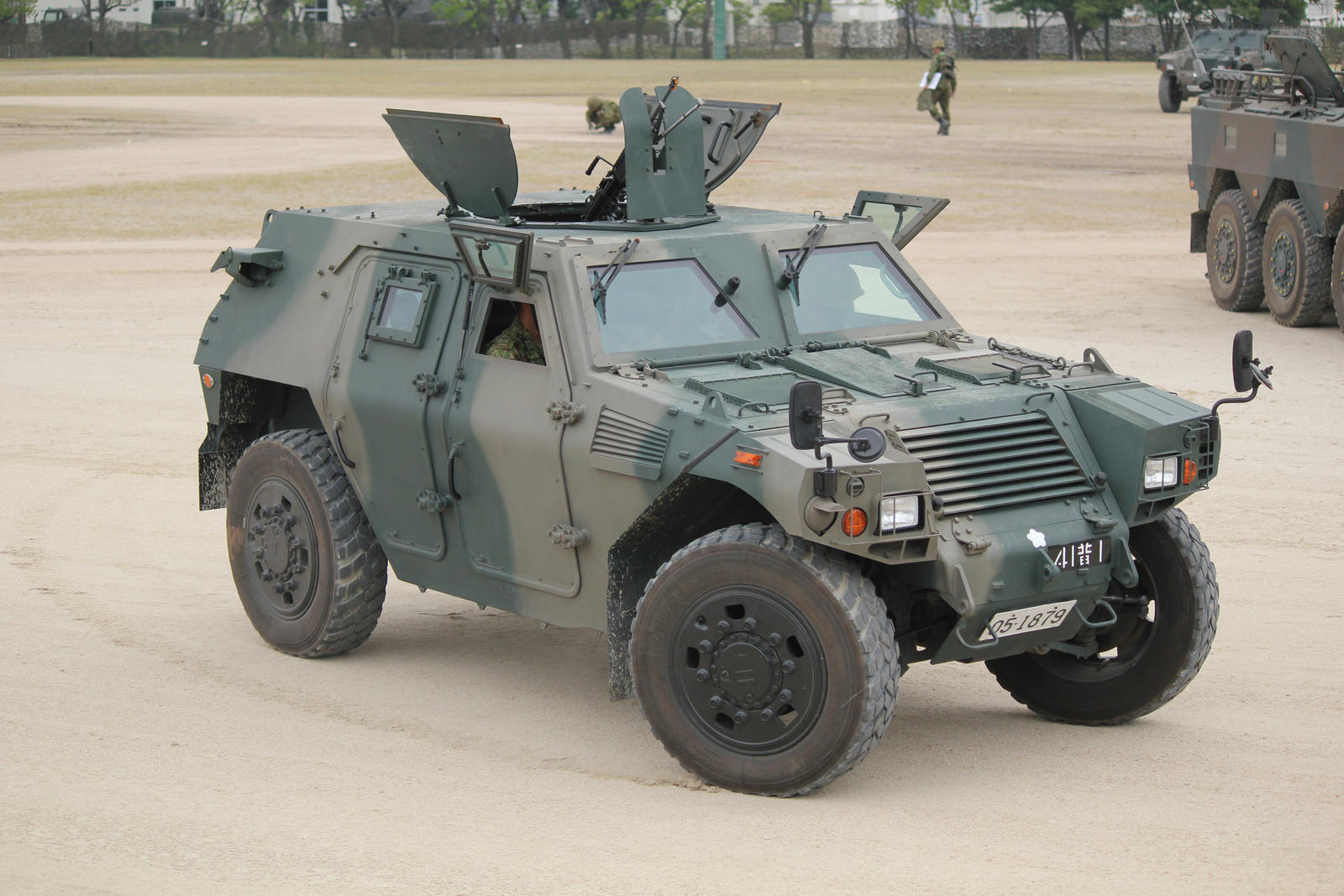 Patrol Vehicle On Pinterest Armored Vehicles Hummer H1