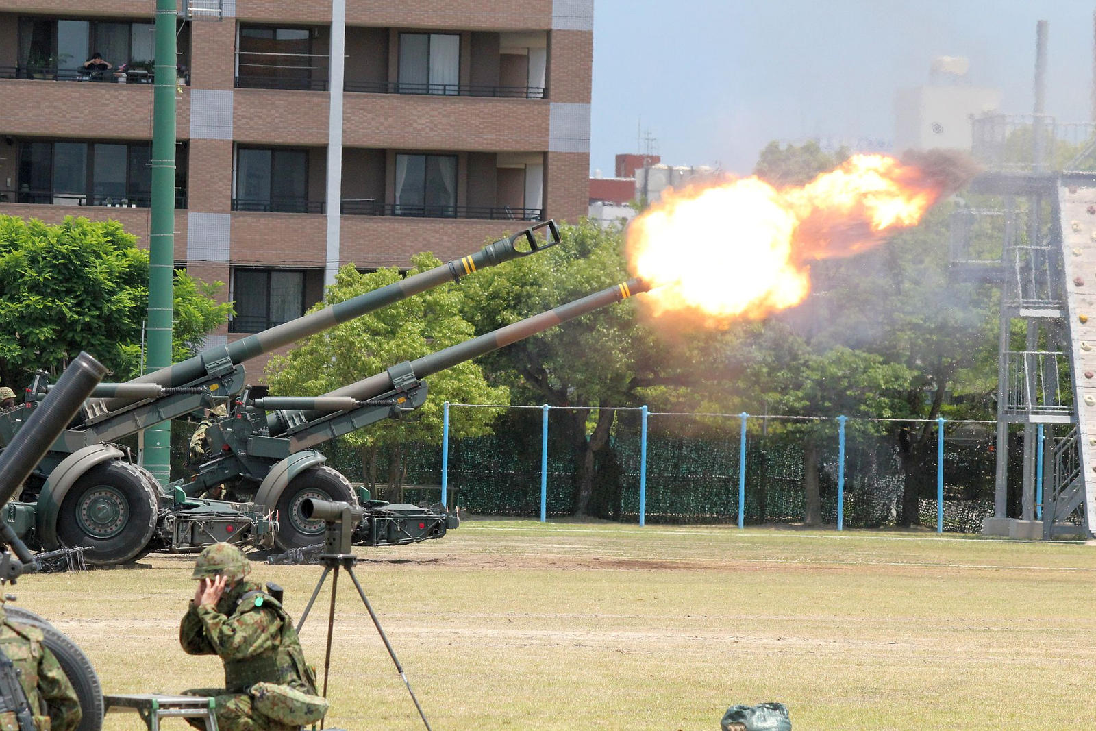 FH-70 Howitzer by DDmurasame