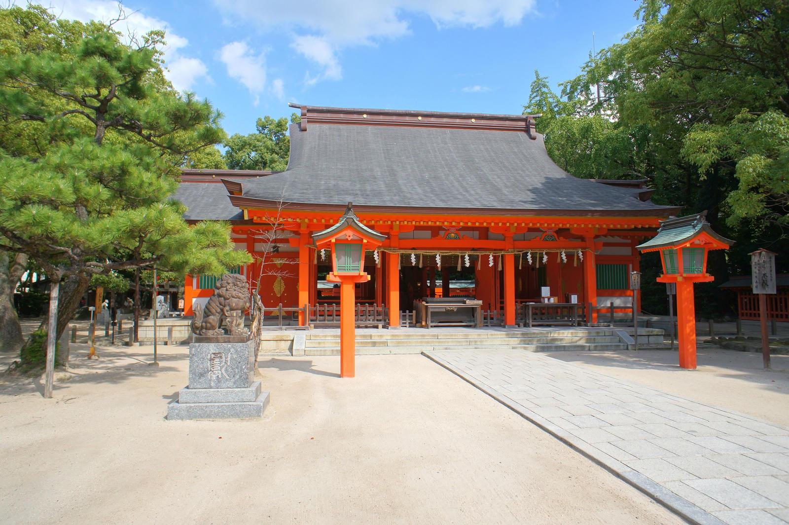 Sumiyoshi jinja 11 by DDmurasame on DeviantArt