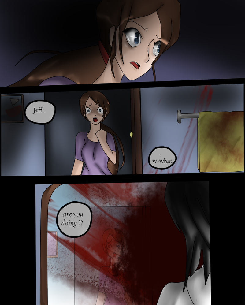 Jeff The Killer Epilogue- 2 by Star-ler