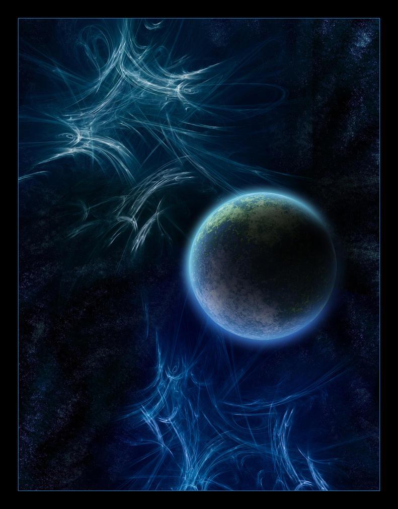 Fractal Nebula II by PointBlankSalvo