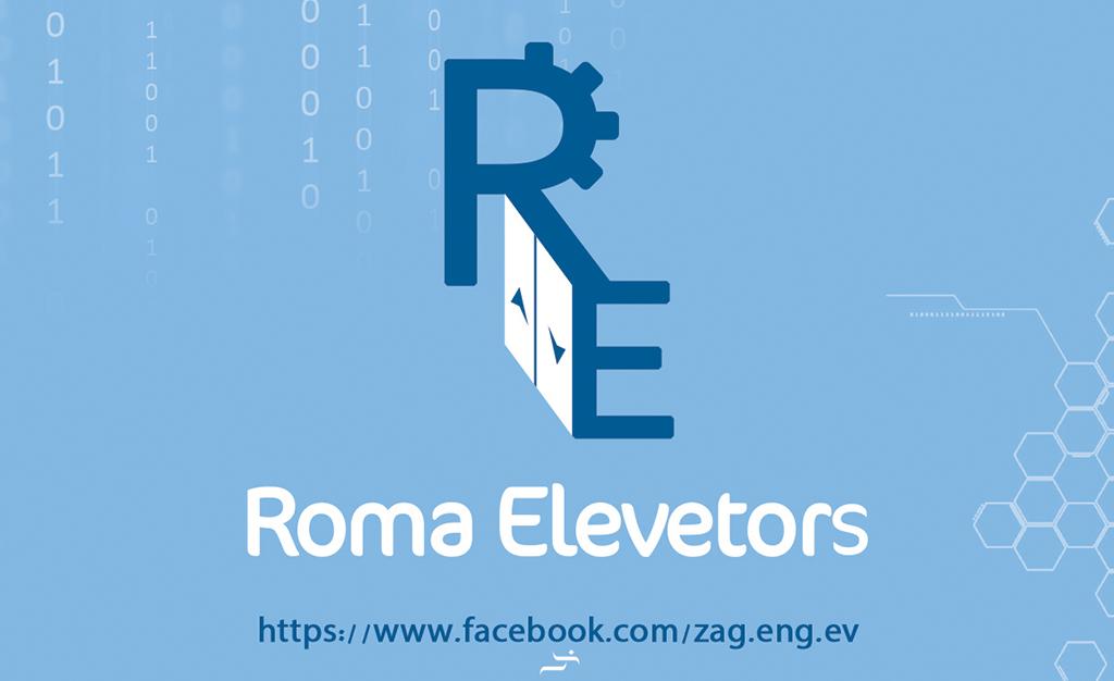 Roma Elevetor by Kseksaka