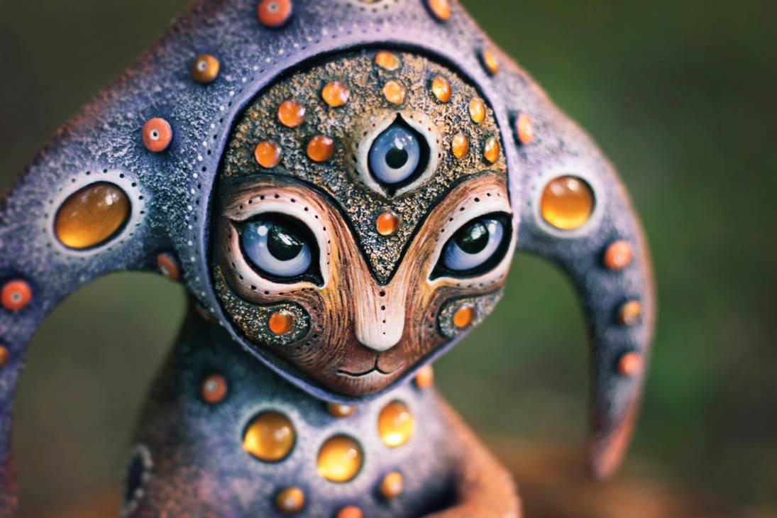 Guardian of the Solar Planet by MaryanaKopylova