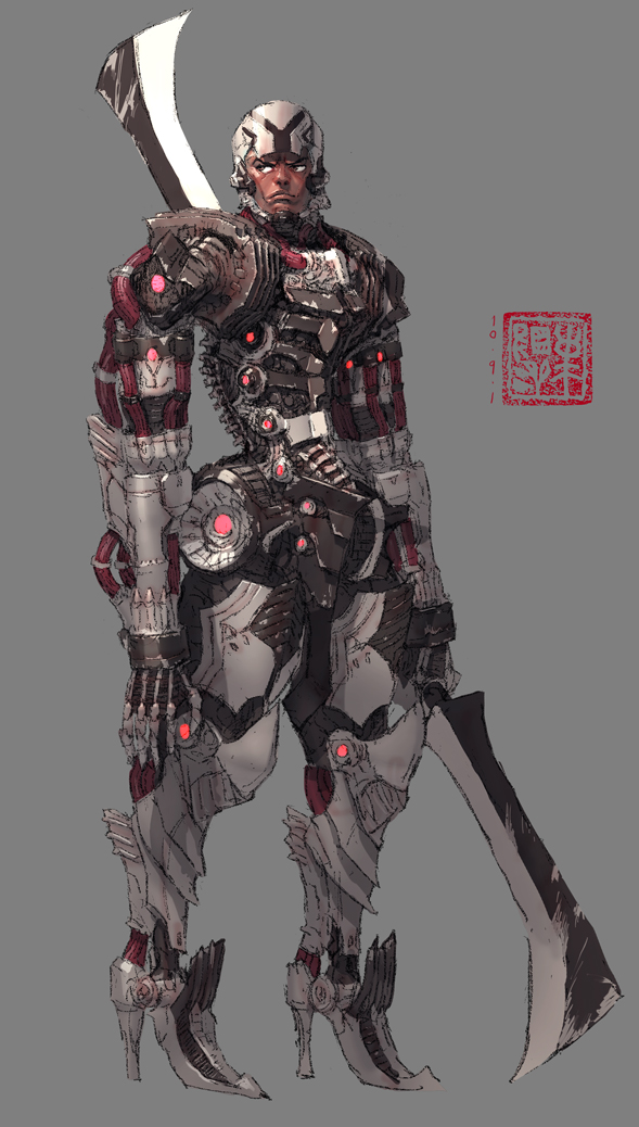 cybog1 by U-RA-CIL