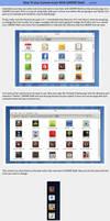 GNOME Shell Custom Icons