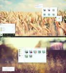 KDE4 Gaia Desktop