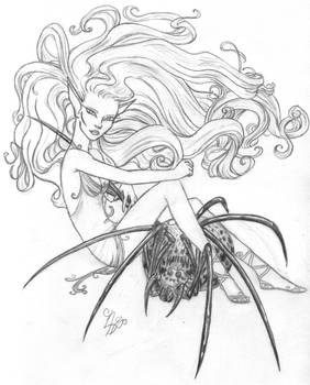 Lloth, the Spider Queen