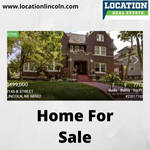 Home For Sale lincoln