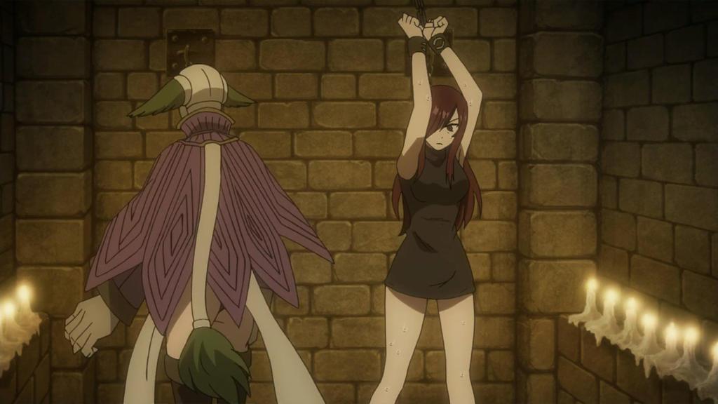 Anime slave ep 3 d - 1 part 3
