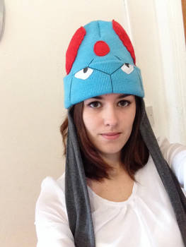 Tentacool hat 2