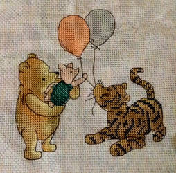 Classic Winnie the Pooh and Friends