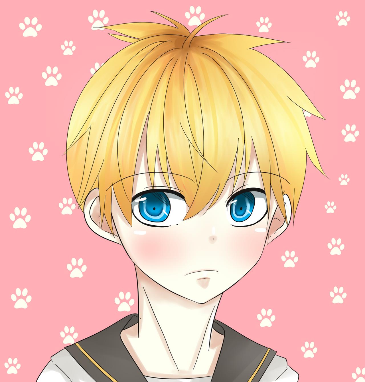 Anime Shota Boy