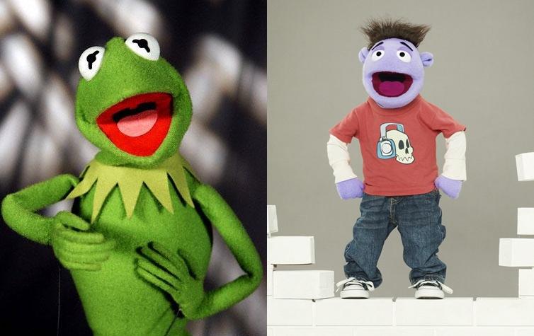 Kermit vs Crash by AntonioAlexisHuerta