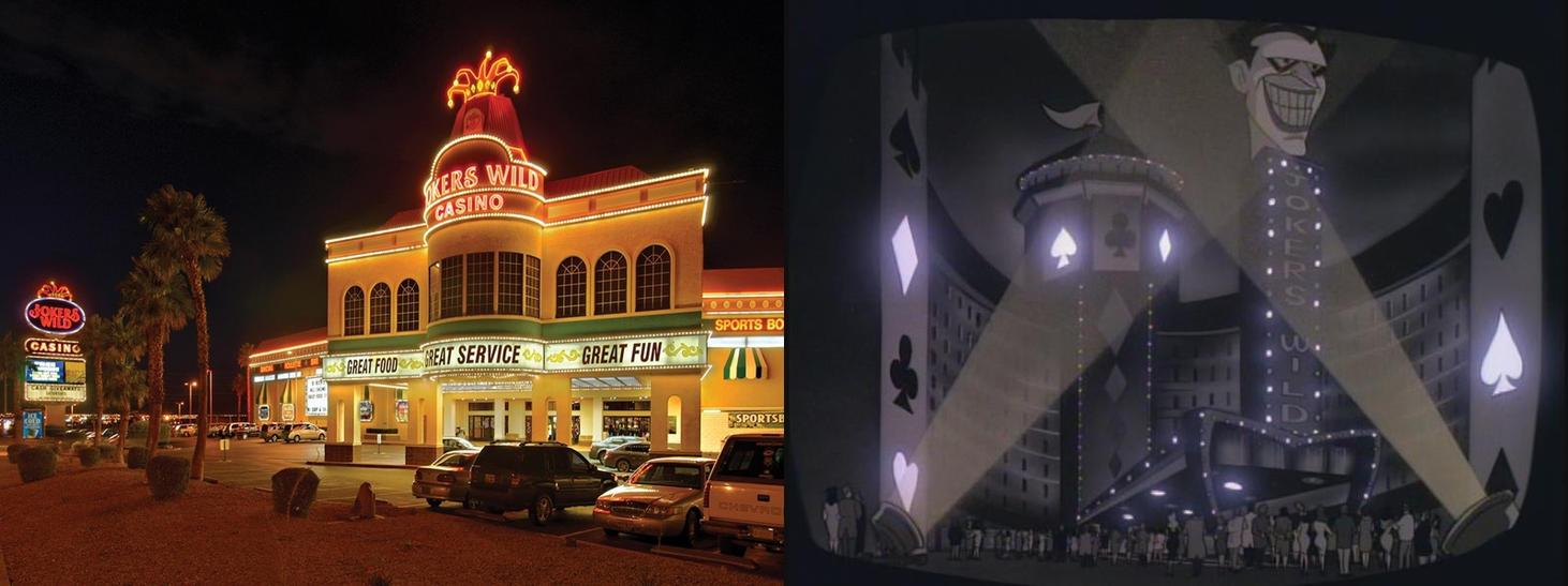 Jokers Casinos by AntonioAlexisHuerta