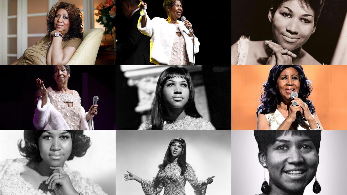 RIP Aretha Franklin by AntonioAlexisHuerta