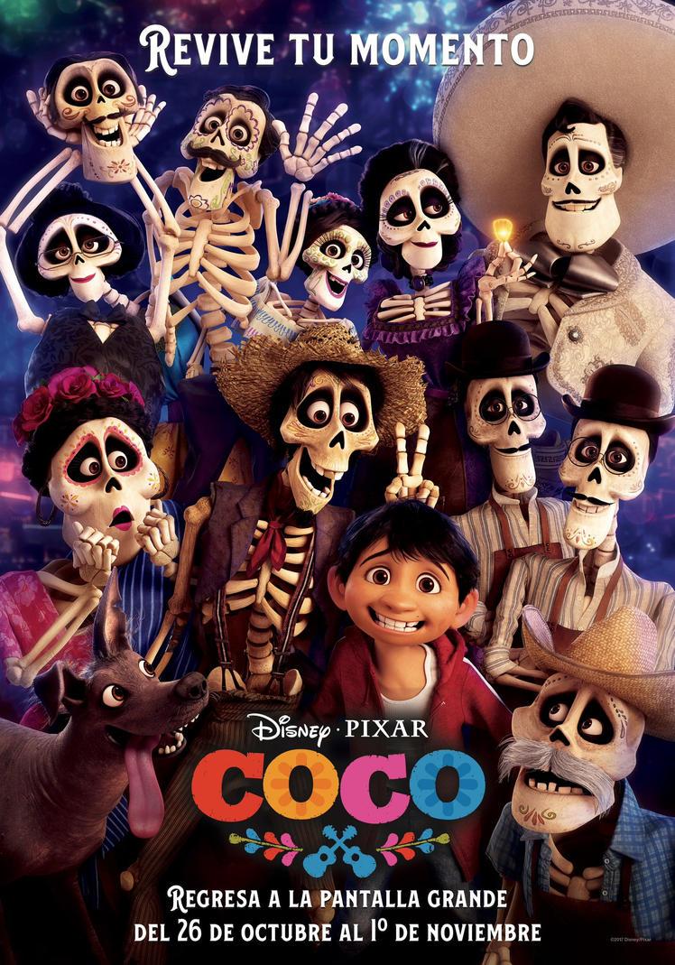 Coco regresa by AntonioAlexisHuerta