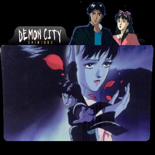 """Képtalálat a következőre: """"Demon City Shinjuku 512x512"""""""