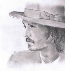 Johnny Depp by Frodos