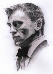 Craig. Daniel Craig. by Frodos