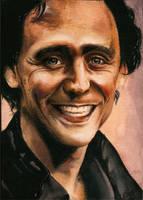 Tom Hiddleston by Frodos