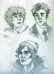 Cillian sketches by Frodos
