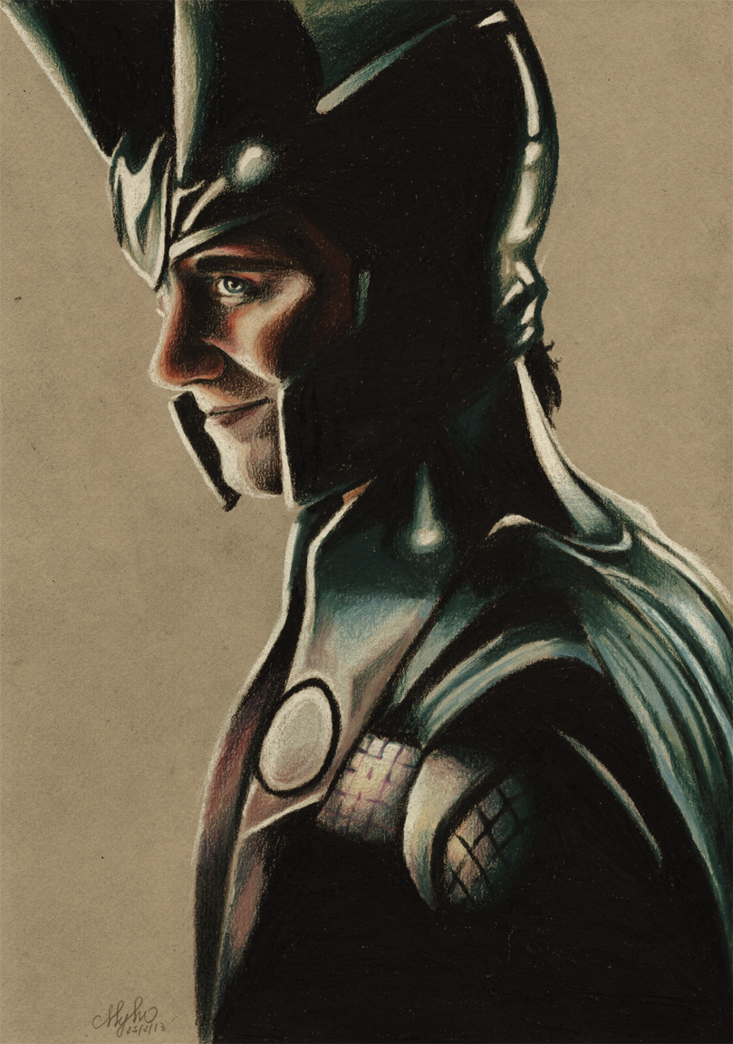 Loki the Trickster by Frodos