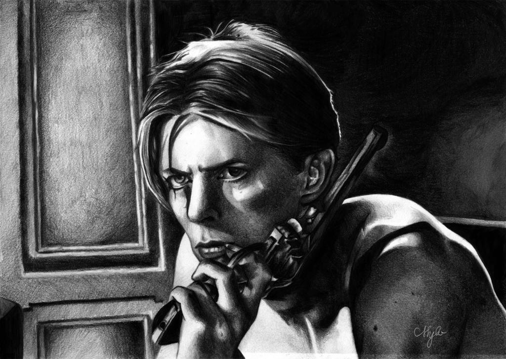 The Man Who Fell to Earth by Frodos