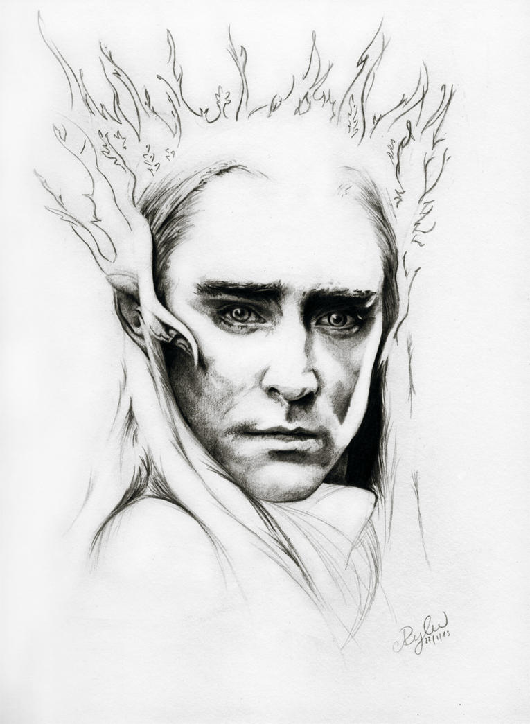 Thranduil by Frodos