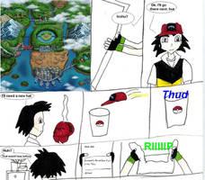 Ash to Isshu girl pt 1 by StarredDust
