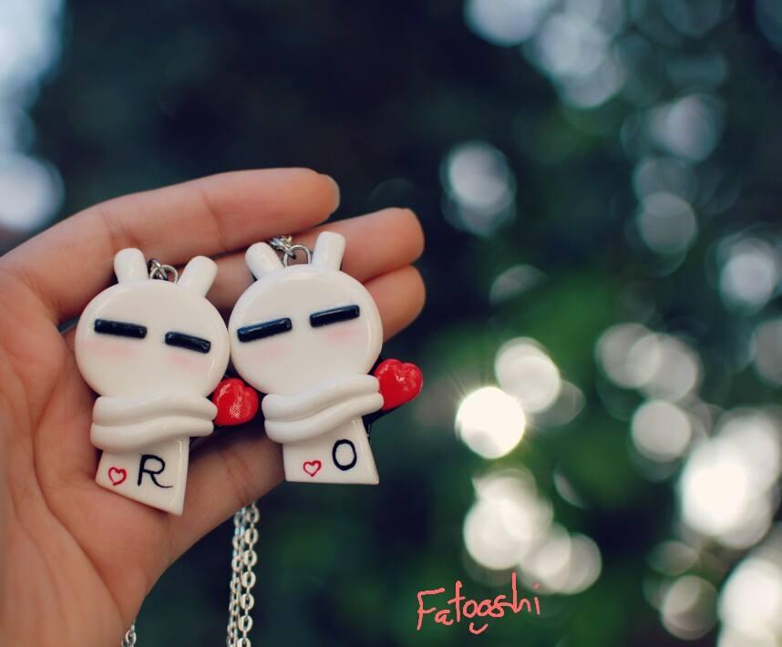tuzki sticker lover by fatooshi