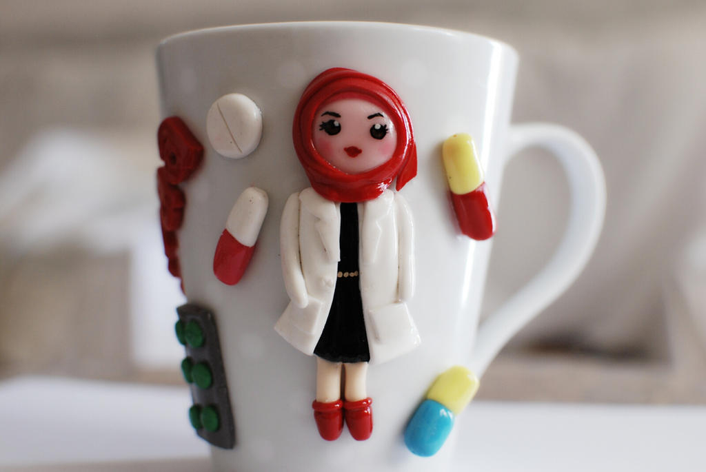 cup pharmacist by fatooshi