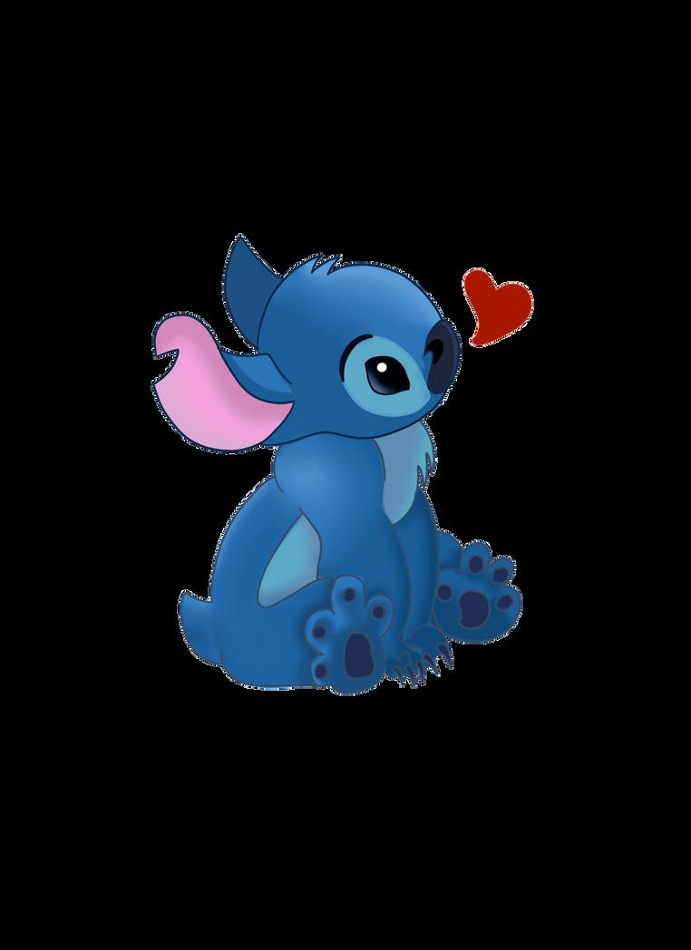 Experiment 626 Stitch Disney By Yansenwijaya