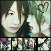 Miku and Takuya Icon by Gingerss