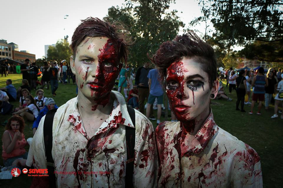 Zombiewalk Adelaide by BoutABoy