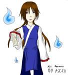 Spirit Caller, Shiku