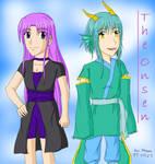 The Onsen--Mytoko and Mizu