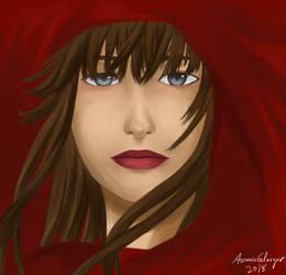 Red Hood by Chuushiri
